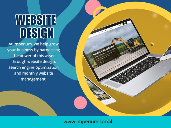 Website Design Kingston differe - imperiumsocial | ello