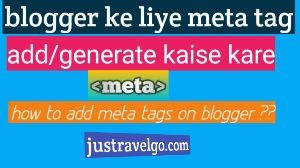 Blog Meta Tags Kiya Hai Kyu Aur - mobaswer | ello