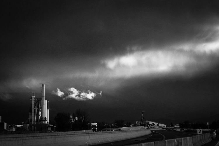 stormy evening, Perpignan, Fran - yannkerveno   ello