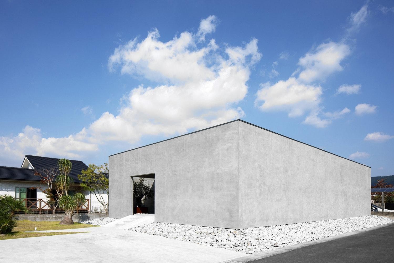 Satsumasendai House Japan, feel - minimalissimo | ello