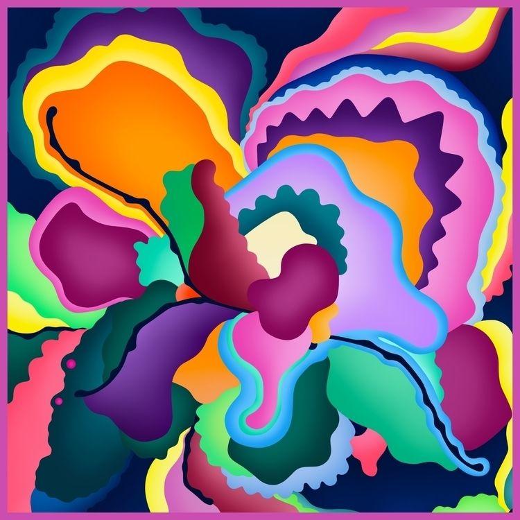 Colour life Orchid Variation. A - czerednikow   ello
