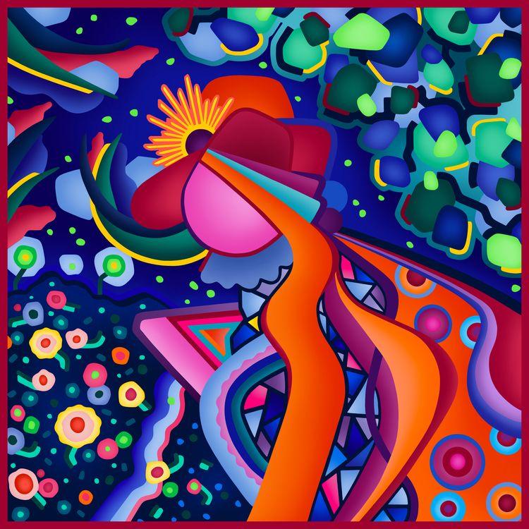Colour life Mademoiselle Variat - czerednikow   ello