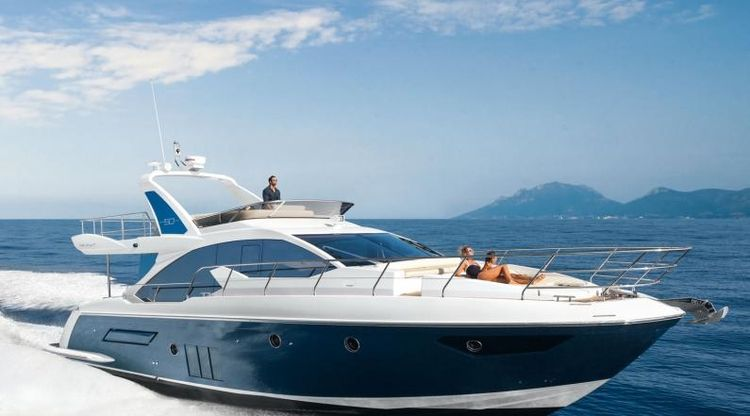 Azimut Yachts Sale glass mirror - navisyachts   ello