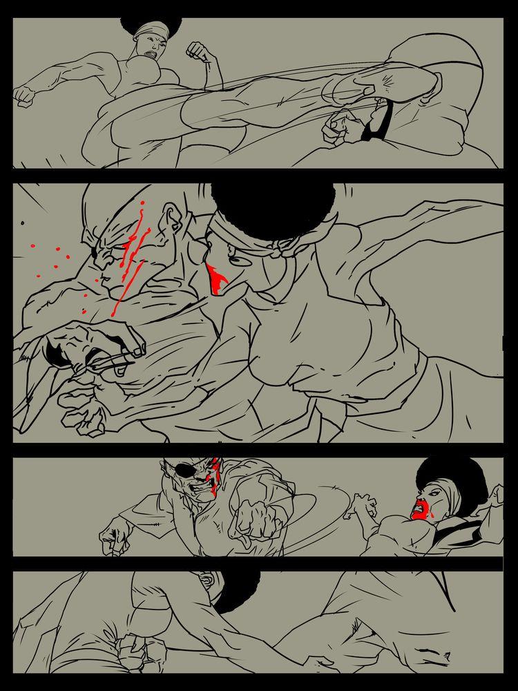 Comic Art - sunnyefemena | ello