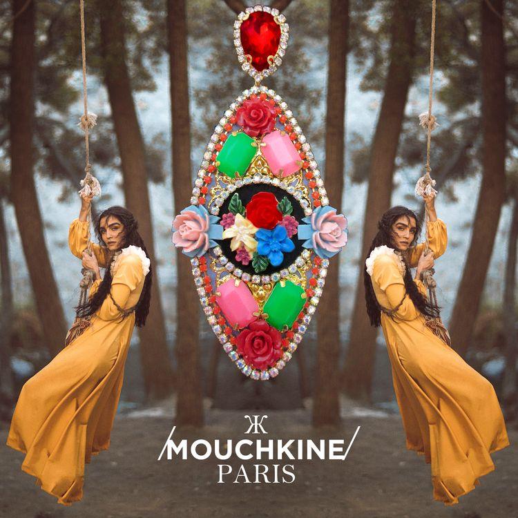 haute couture earrings / handma - mouchkine-jewelry | ello