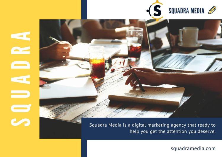 Squadra Media digital marketing - anu01blr   ello