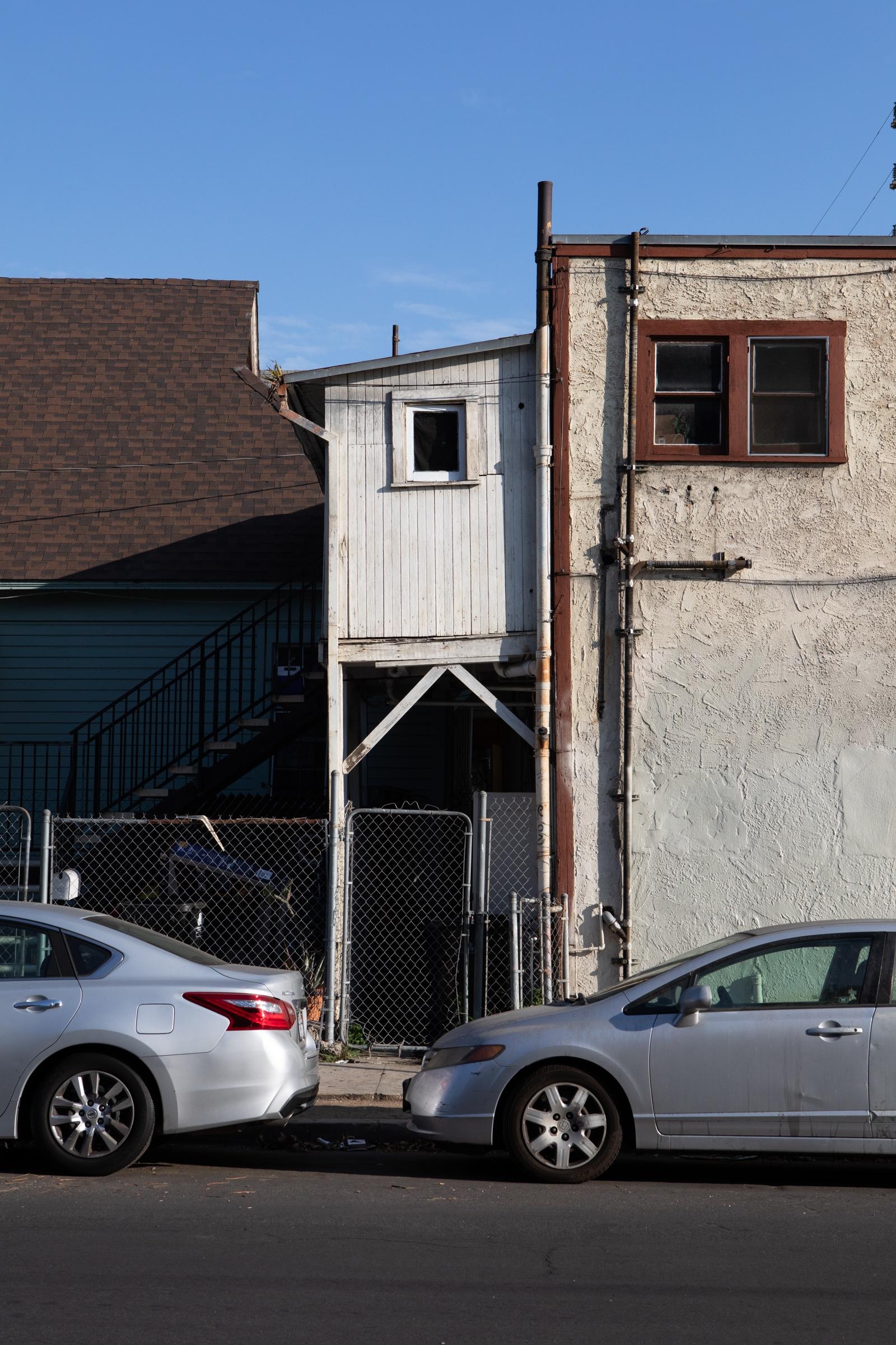 Apartment Extension, Mathews St - odouglas | ello
