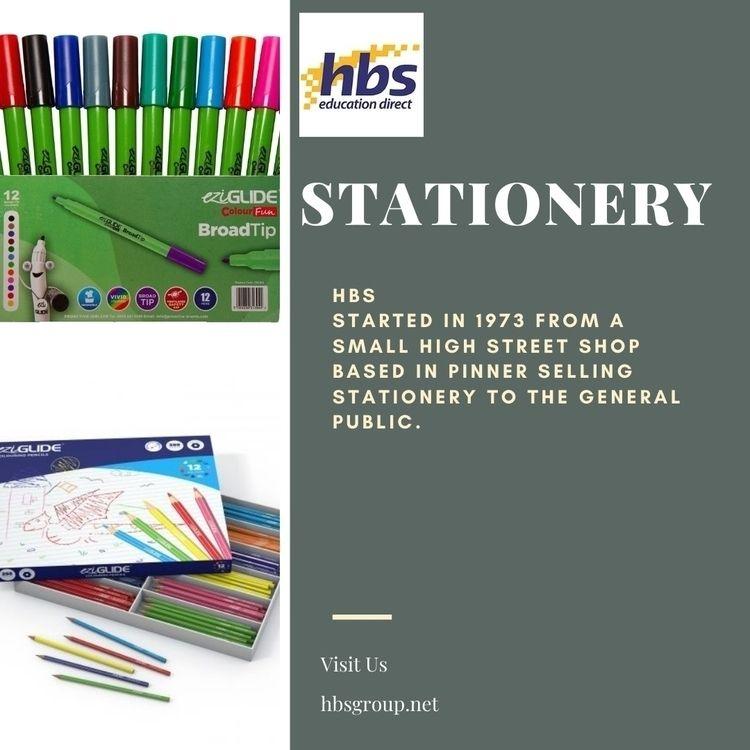 HBS Education Supplies general  - hbsgroup | ello