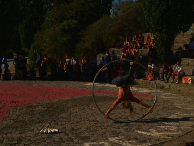 CIrcus Mahuerpark, Berlín. Augu - emmvlp | ello