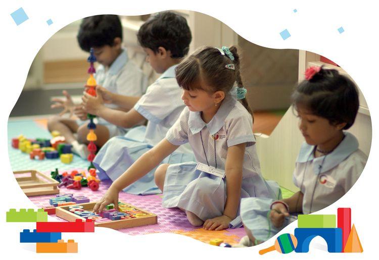 Montessori Curriculum GIIS Bang - shrutisngh   ello