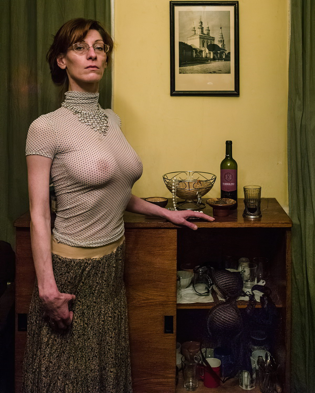 Irakli Shanidze, Portrait lady  - romporn | ello
