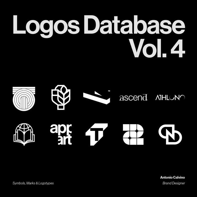 Logos Database Vol. 4 Antonio C - antoniocalvino | ello