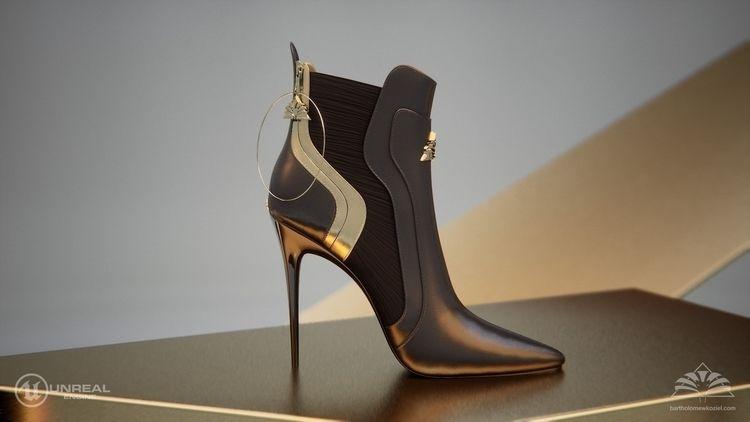 KOZAKI (Ankle boots concept des - bartholomewkoziel   ello