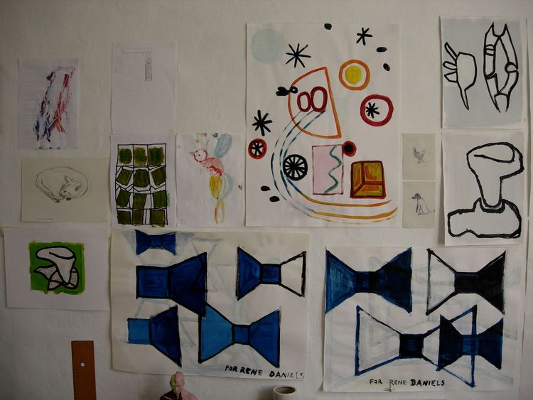 René Daniels - drawing - miccaman | ello