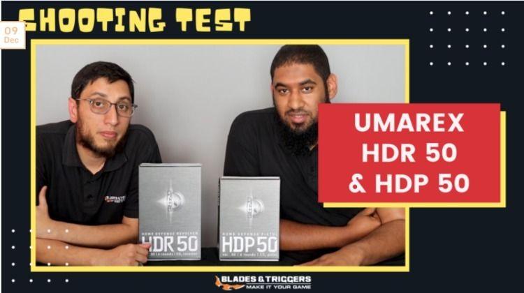 Umarex HDR 50 HDP Review Shooti - bntonline   ello