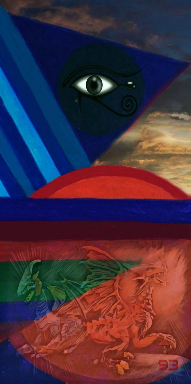 DRAGON DAWN SUPER SUN FLARE - novaexpress93 - novaexpress93   ello