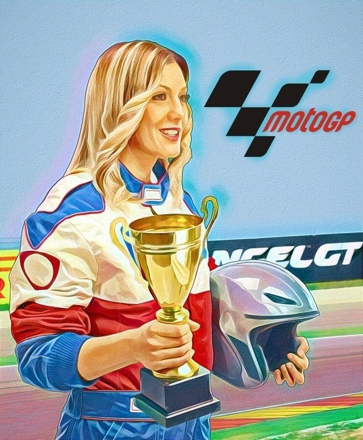 Moto GP - pinup, pinupart, motogp - tommyjordache | ello