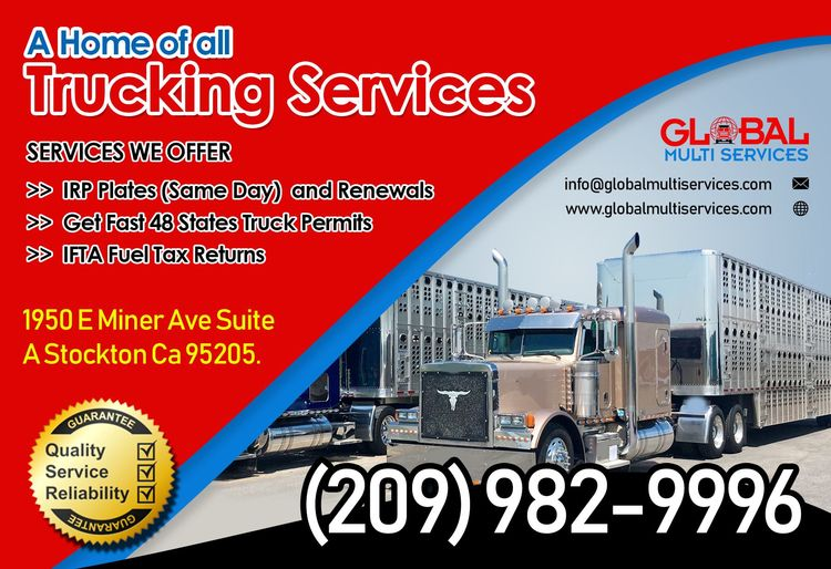 Affordable, Trouble-Free Trucki - globalmultiservicesinc | ello