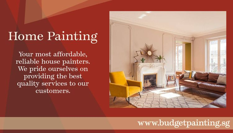 Home Painting Services Affordab - budgetpainting | ello