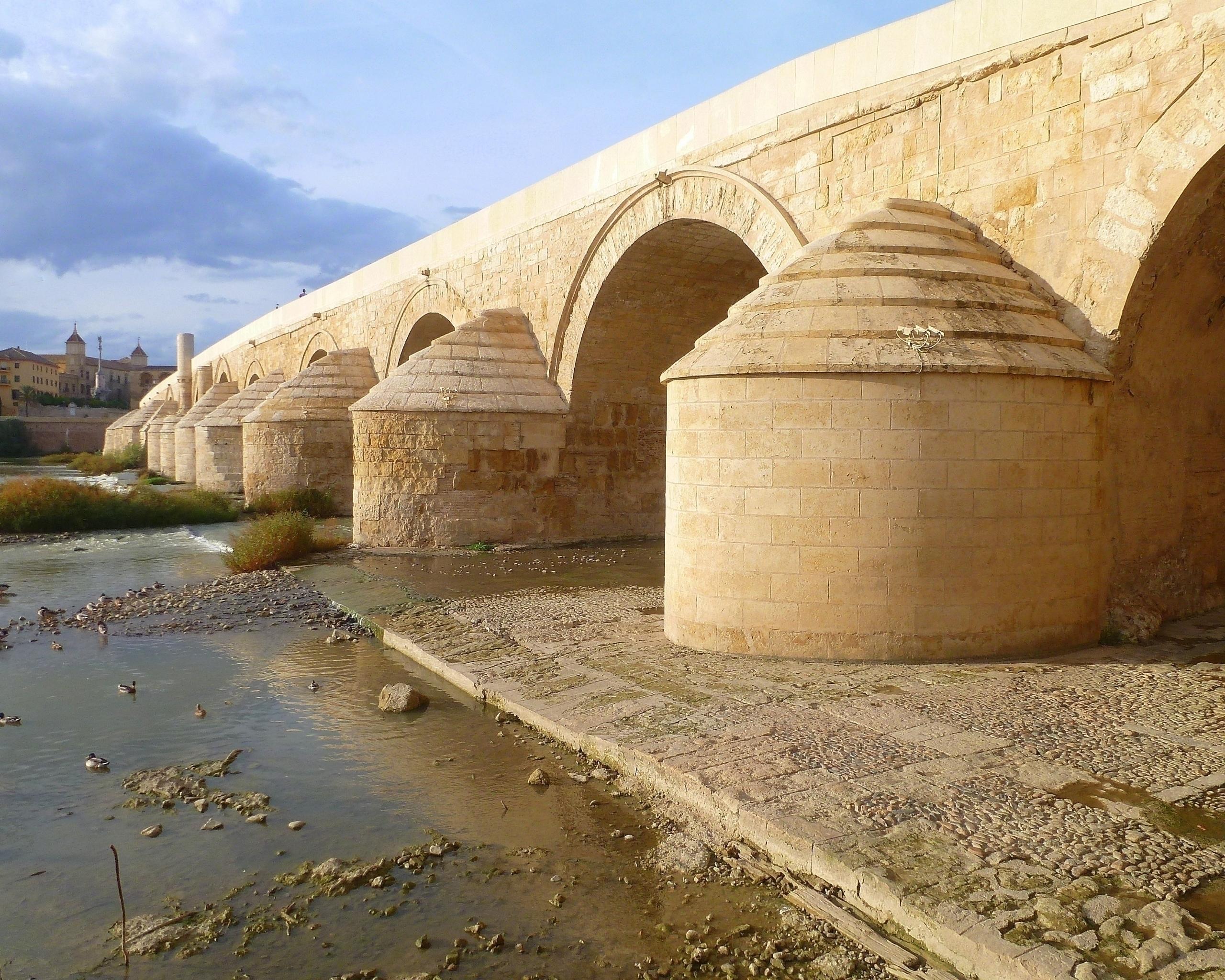 Bridges: Roman bridge Córdoba,  - ladymaja | ello