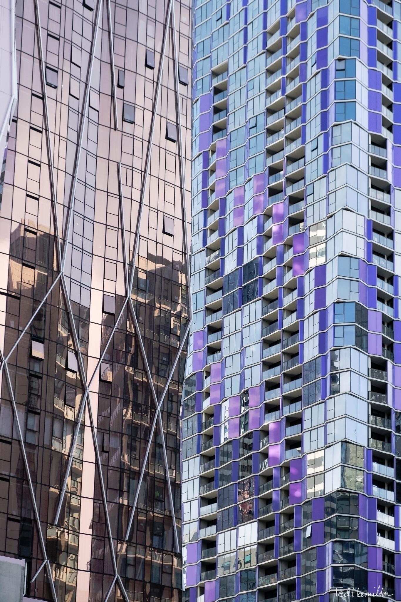 Top Melbourne CBD - architecture - tedhamilton | ello
