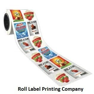 Roll Label Printing Company Che - allin1graphics | ello