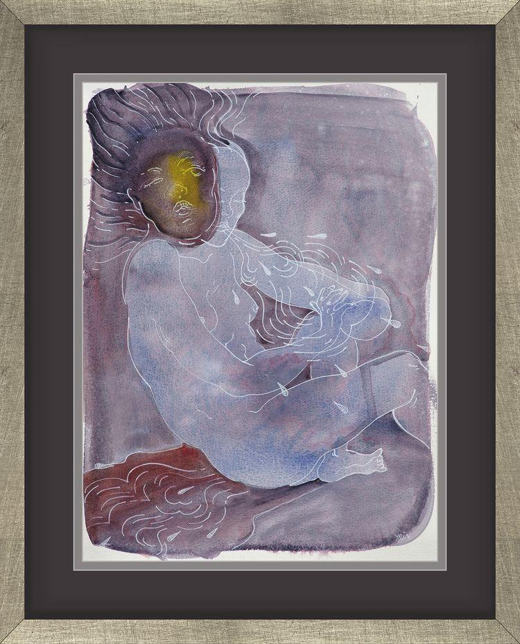 Pride Meaning (2018) Watercolou - yqin_art | ello
