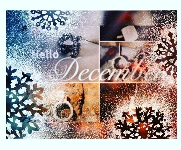 December! wearing beloved jewel - mariaelen | ello