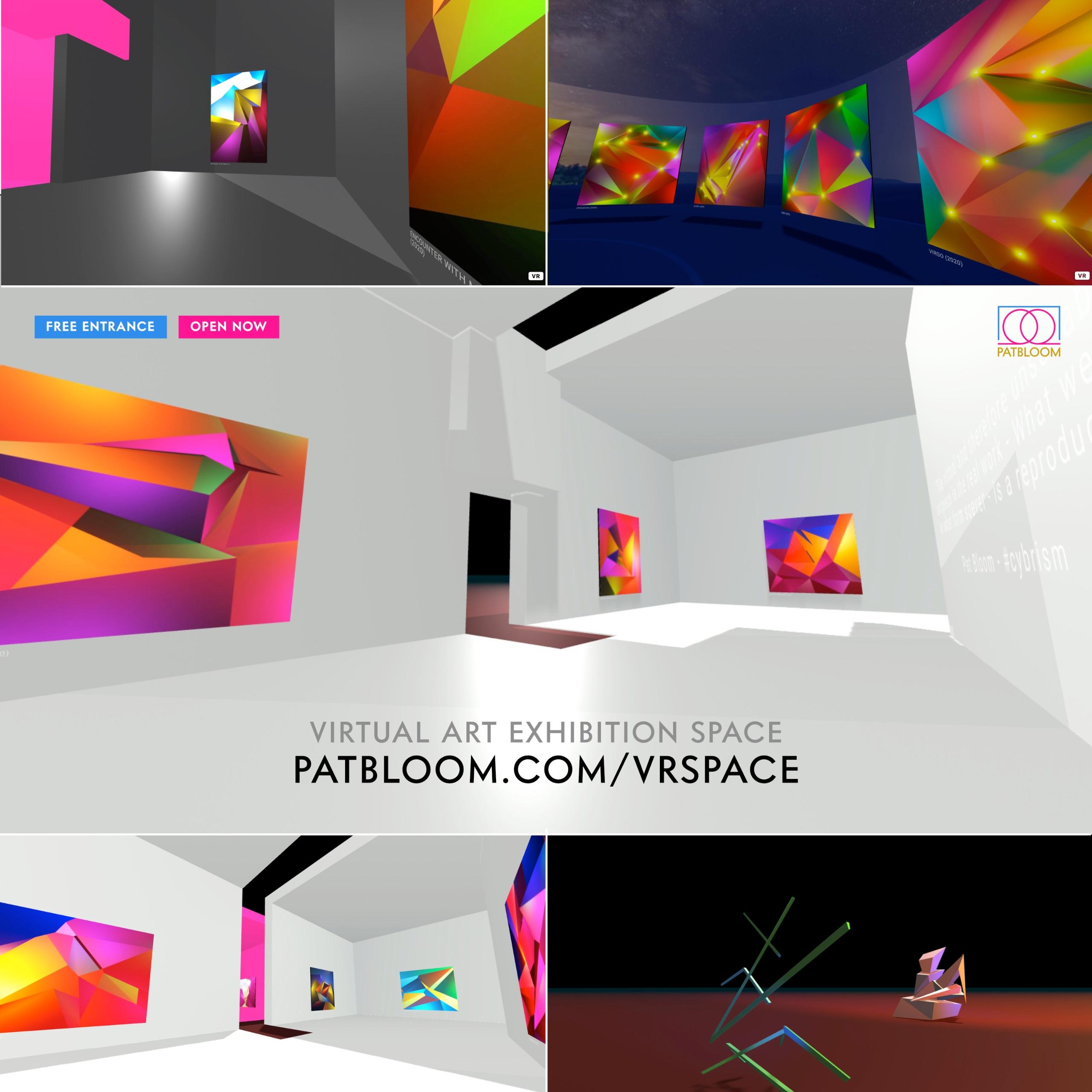 Proud announce 30 works 2020 - virtual - patblooms | ello