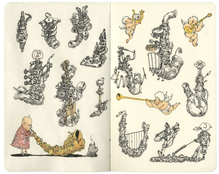 Music ears - mattiasadolfsson | ello