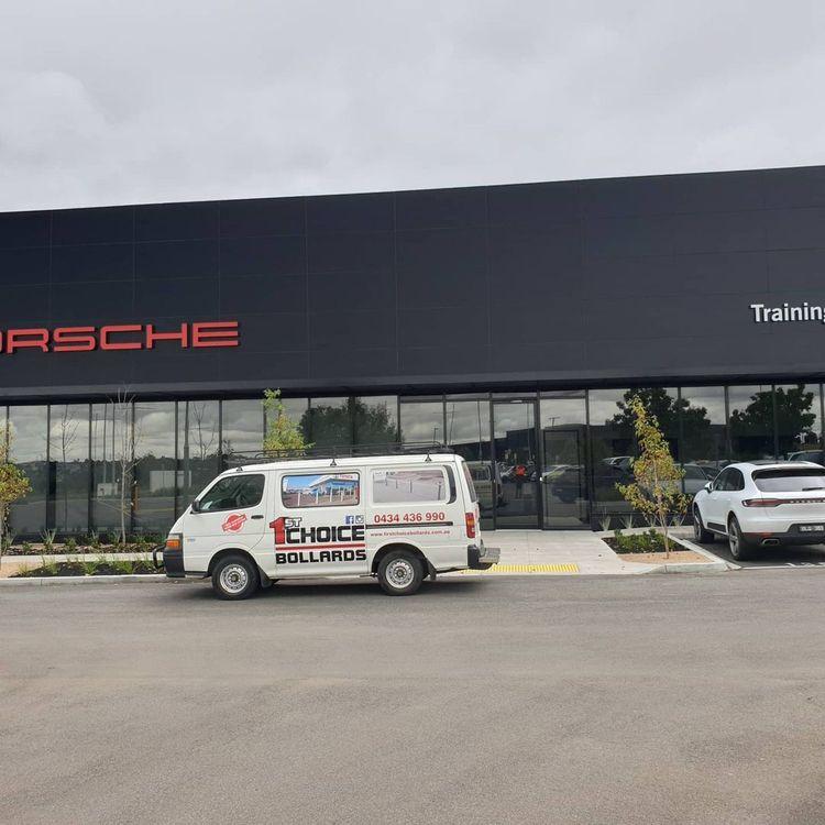 Porsche Training Centre Essendo - 1stchoicebollards | ello