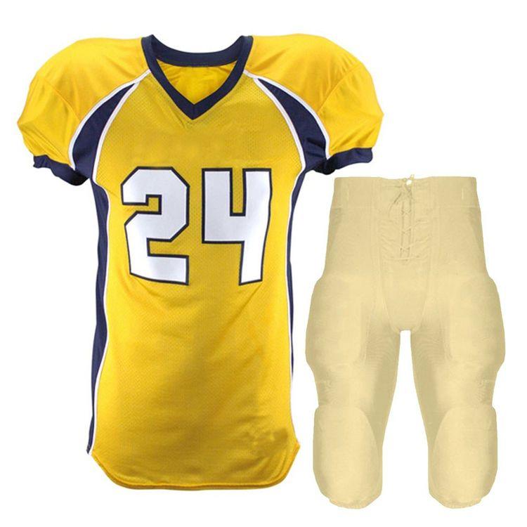 American Football Uniform Rapto - ssisports | ello