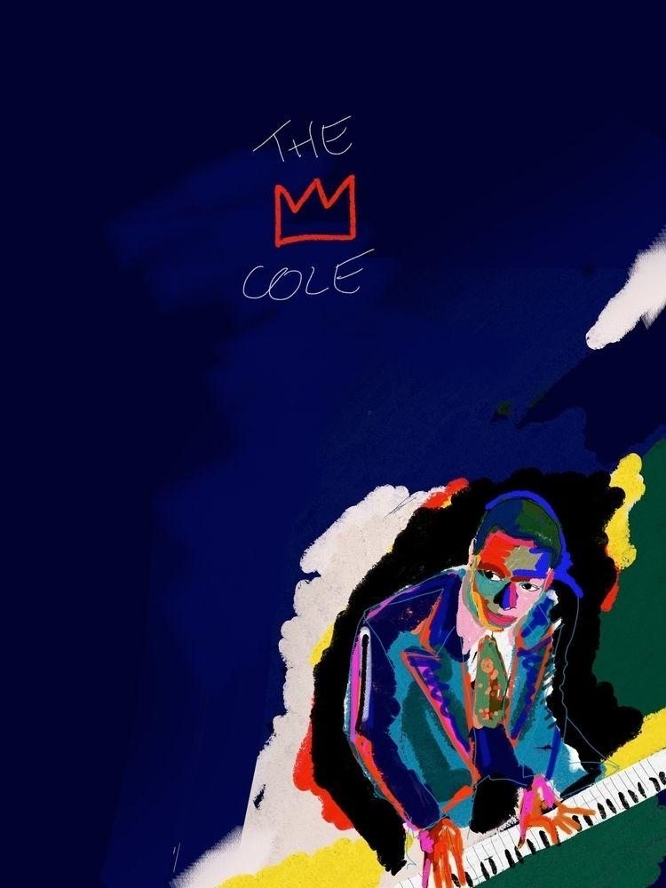 Basquiat Style IPad - azerty | ello