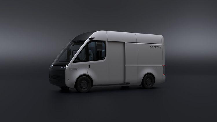Arrival Van future commercial t - earthlymatter | ello