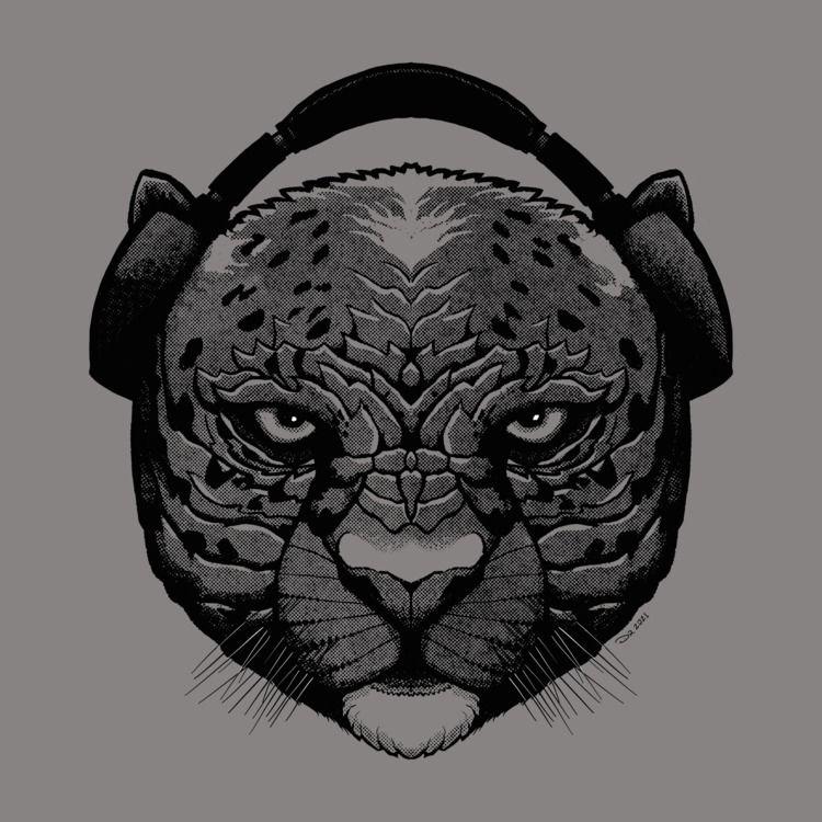Focused Jaguar 2021 - notbadart | ello