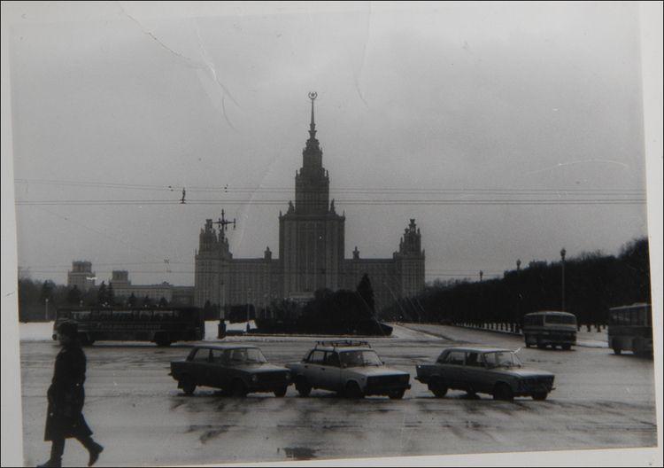 moscow, 1988, analog, street - chutsao | ello