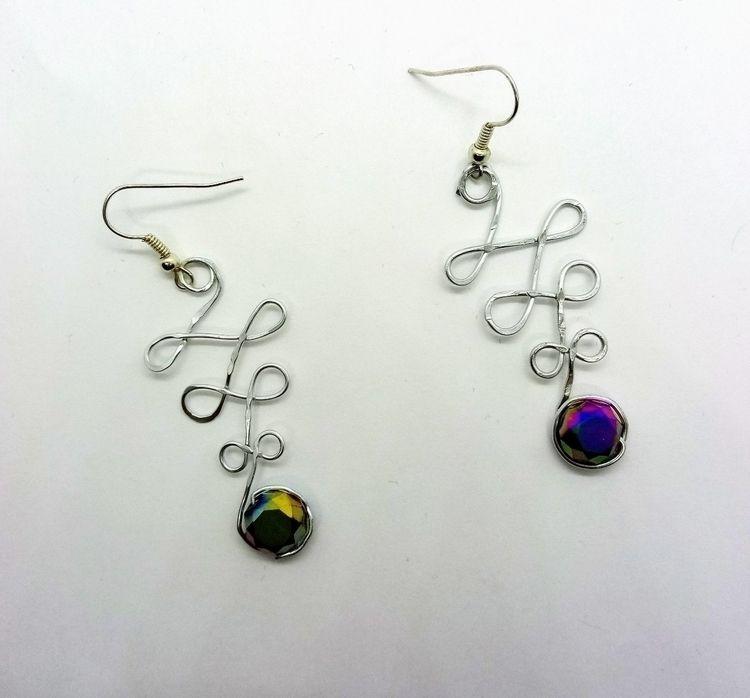Unalome earrings - boheme_originals | ello