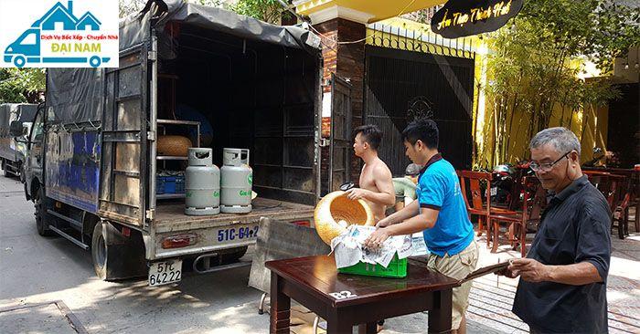 Dịch vụ chuyển nhà quận Bình Tâ - chuyennhadainam | ello