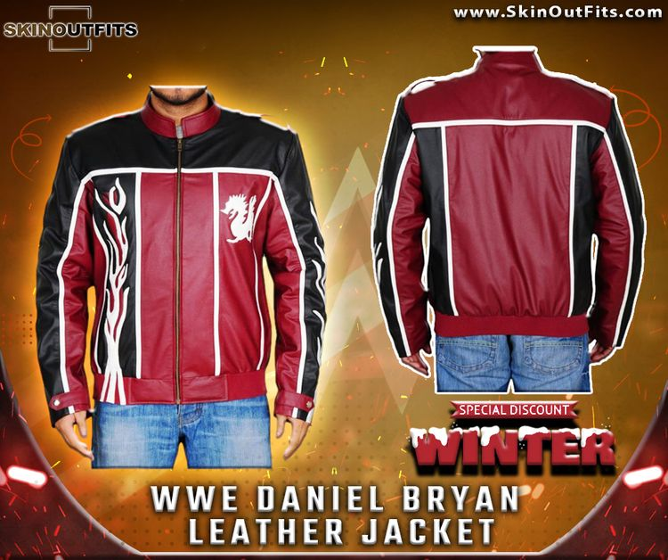 selling item WWE Daniel Bryan L - skinoufits | ello