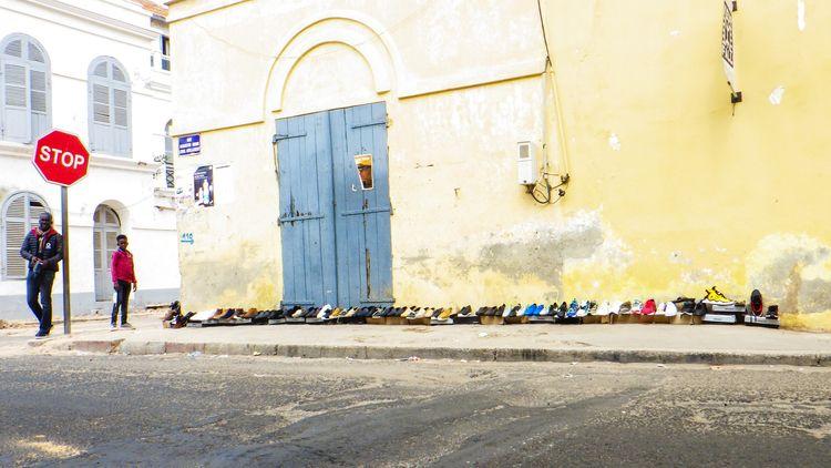 Shoes, 2021 - afropolis, urban, city - afropolitan   ello
