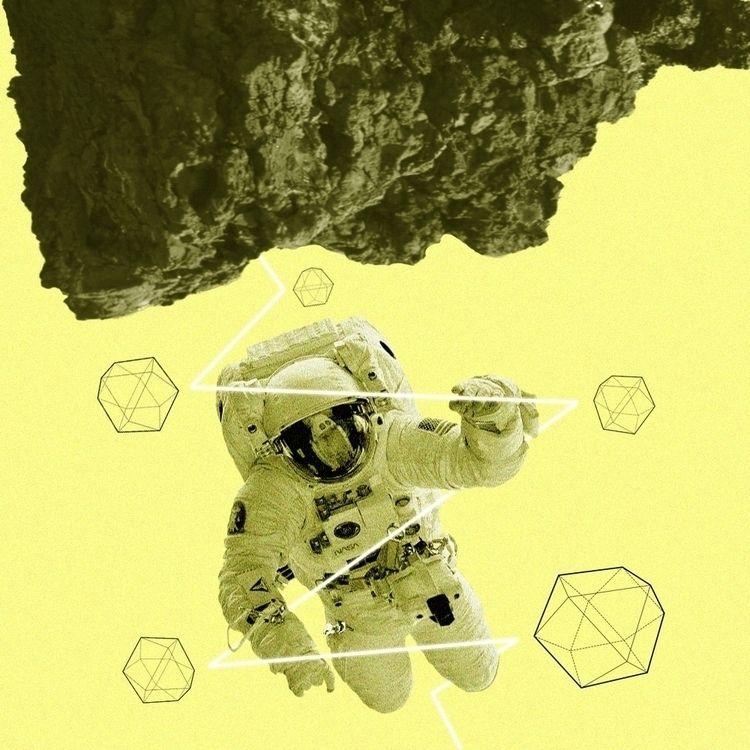 Space - digitalart, graphics, graphicdesign - jkstwn | ello