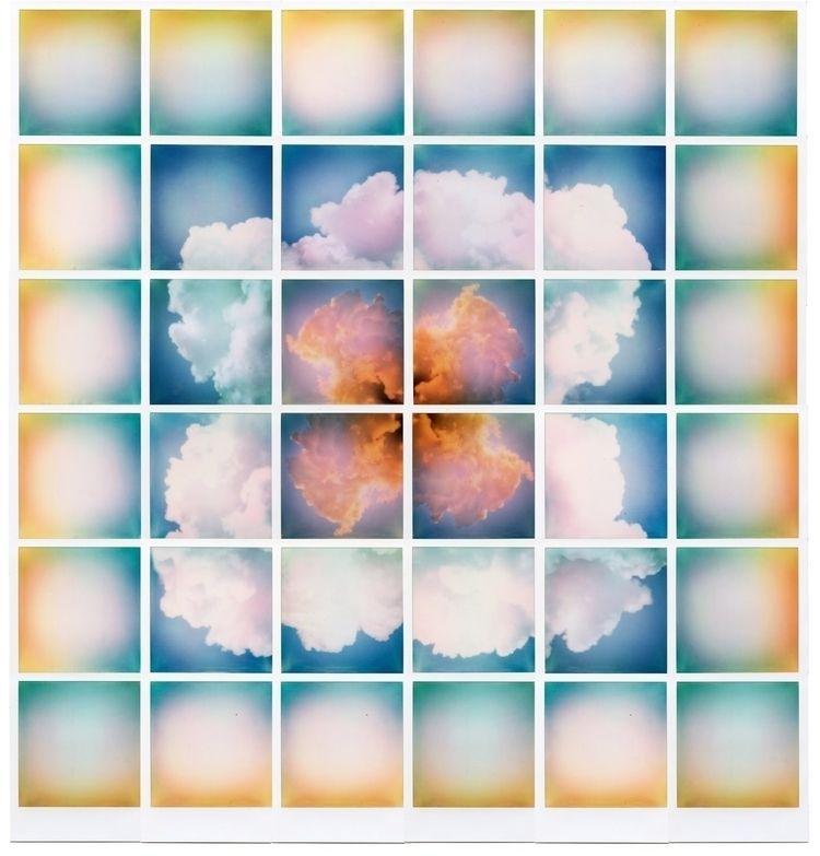 Polaroid Collage titled Sky Fal - erbare | ello