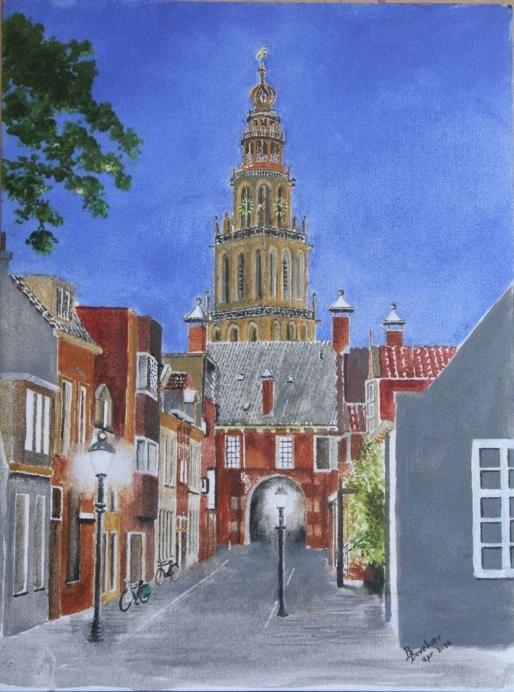 Klokken / Bells langs de straat - peterbouchier   ello