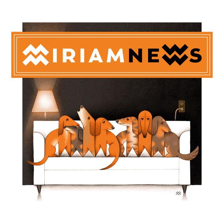MiriamNews? questions answered - miriamdraws | ello