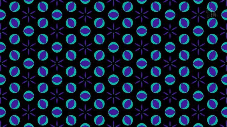 Shine Pattern - digitalart, geometry - sidhikerart | ello