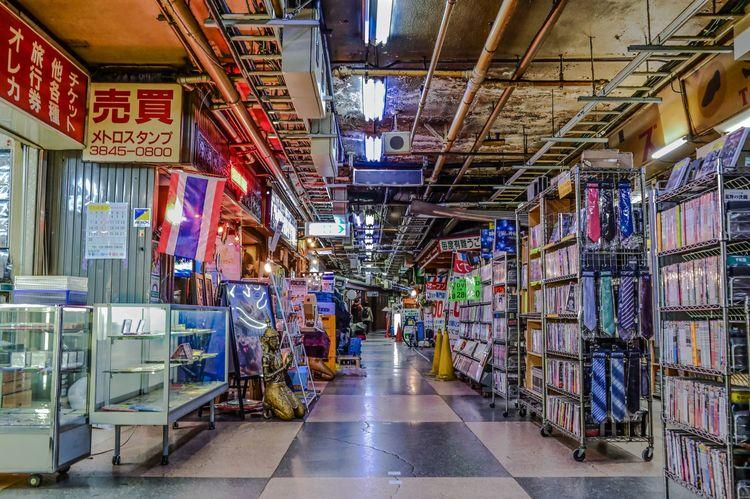 Asakusa underground shopping ce - yoshirou | ello