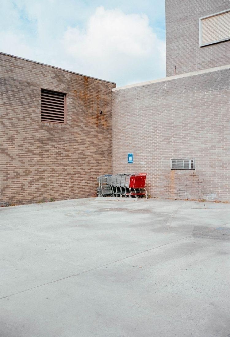 Untitled (Carts Savannah) Print - colinczerwinski | ello