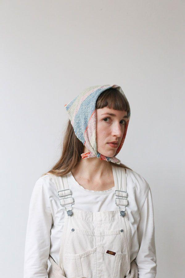 'Thoughts Cloth', Bronwen Jones - futurepositive   ello
