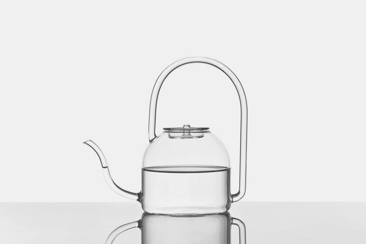 Italian glass manufacturer Blue - minimalissimo | ello
