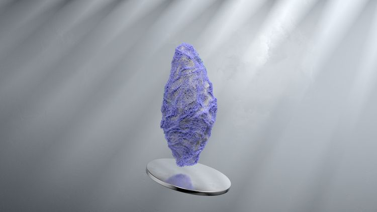 Points Stones - 002 3d, design  - dennis_tiege   ello